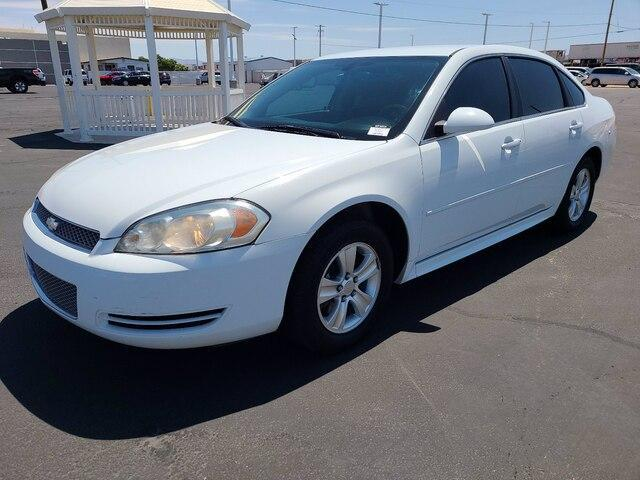 used 2013 Chevrolet Impala car, priced at $8,489