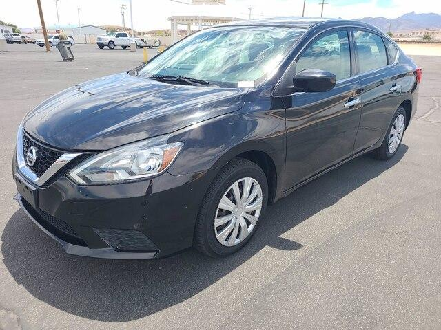 used 2017 Nissan Sentra car, priced at $11,994