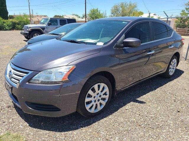 used 2015 Nissan Sentra car, priced at $9,759