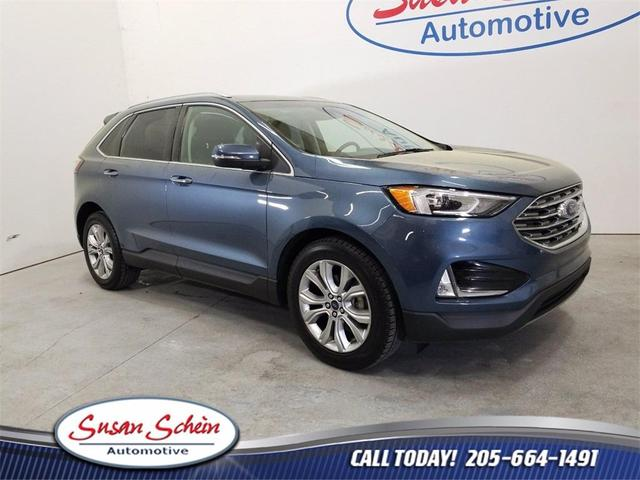 used 2019 Ford Edge car, priced at $20,782