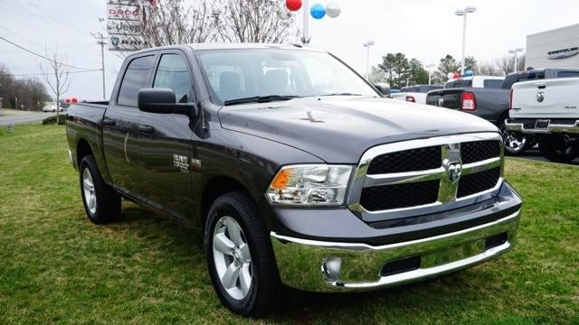 new 2021 Ram 1500 Classic car, priced at $40,705