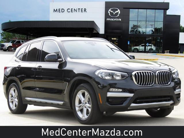 used 2019 BMW X3 car, priced at $32,995