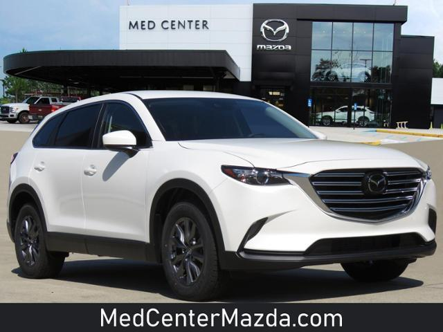 new 2021 Mazda CX-9 car, priced at $33,934