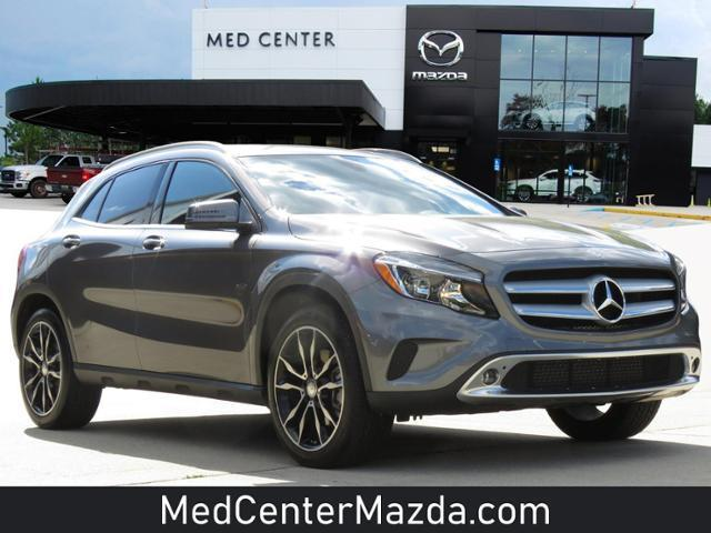 used 2017 Mercedes-Benz GLA 250 car, priced at $27,995
