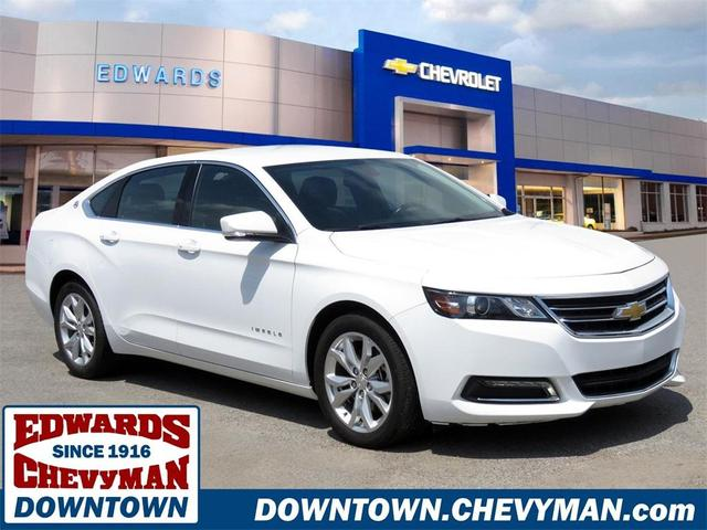used 2019 Chevrolet Impala car, priced at $24,900
