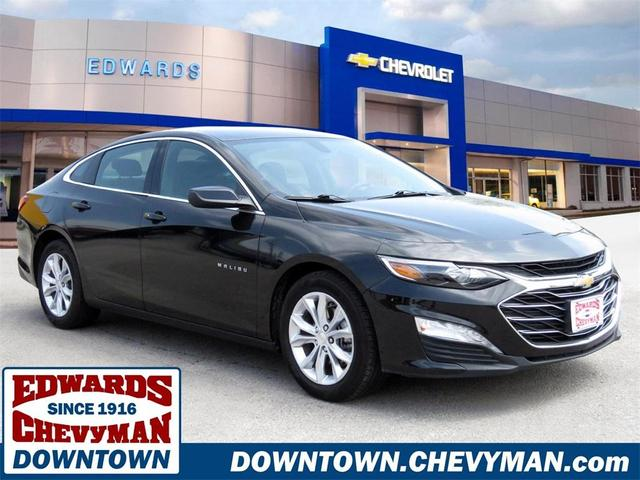 used 2020 Chevrolet Malibu car, priced at $23,270