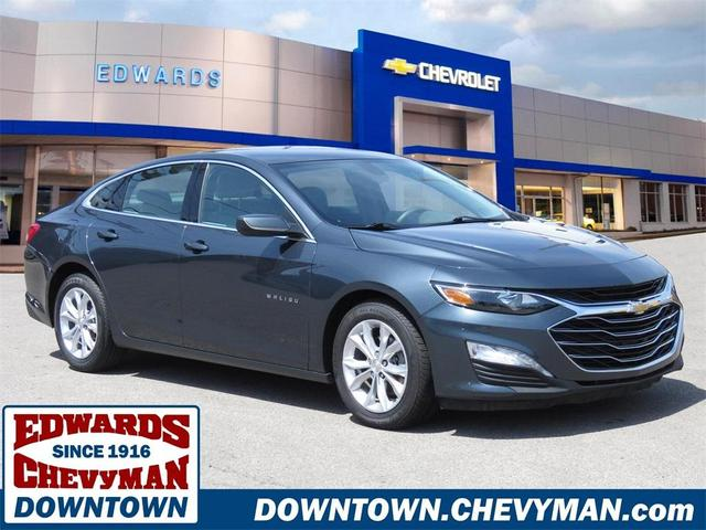 used 2019 Chevrolet Malibu car, priced at $21,890