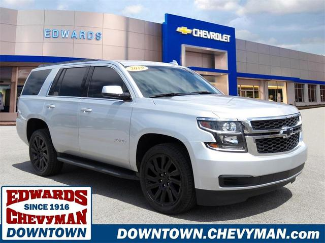 used 2019 Chevrolet Tahoe car, priced at $49,900