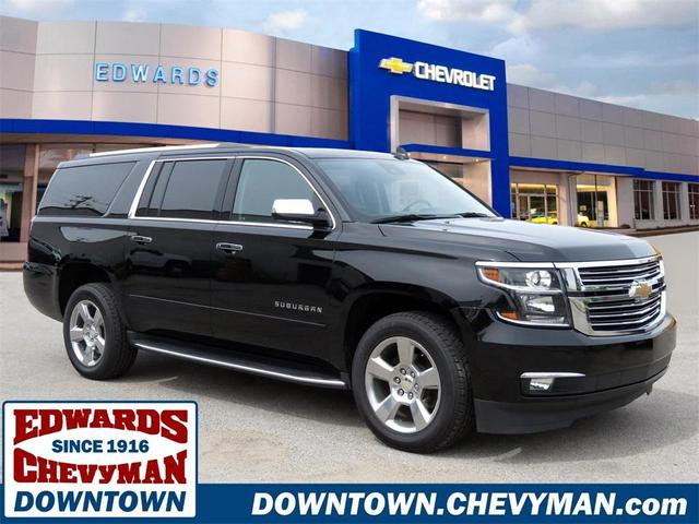used 2020 Chevrolet Suburban car, priced at $59,899
