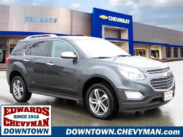 used 2017 Chevrolet Equinox car, priced at $21,890
