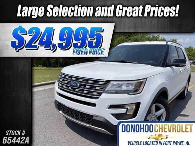 used 2016 Ford Explorer car, priced at $24,995