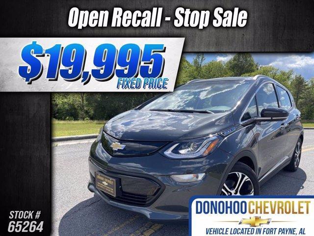 used 2017 Chevrolet Bolt EV car, priced at $19,995
