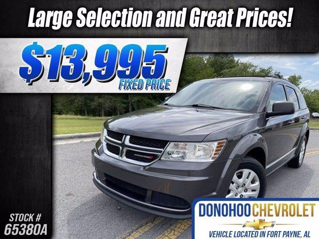 used 2016 Dodge Journey car, priced at $13,995