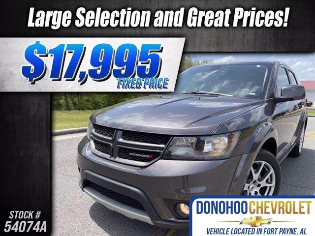 used 2018 Dodge Journey car, priced at $17,995