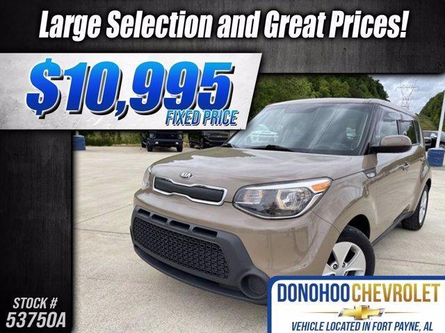 used 2014 Kia Soul car, priced at $10,995