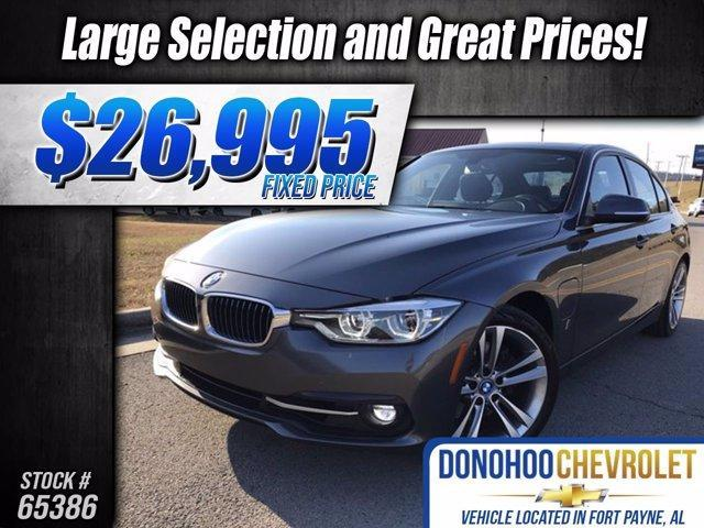 used 2018 BMW 330e car, priced at $26,995