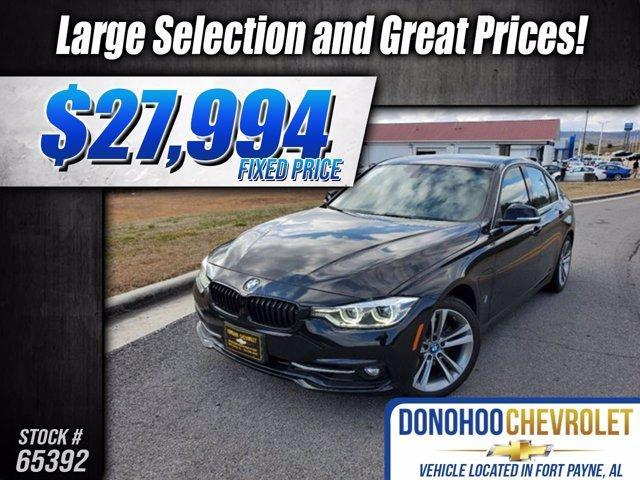 used 2018 BMW 330e car, priced at $27,994