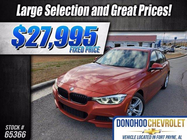 used 2018 BMW 330e car, priced at $27,995