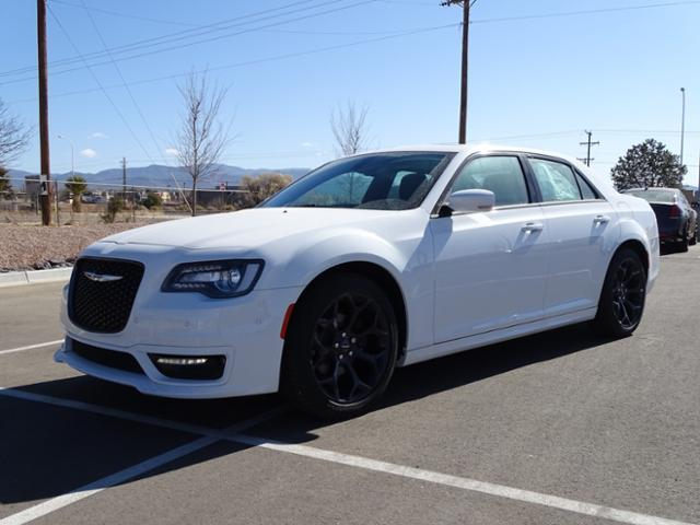 new 2019 Chrysler 300 car, priced at $35,850