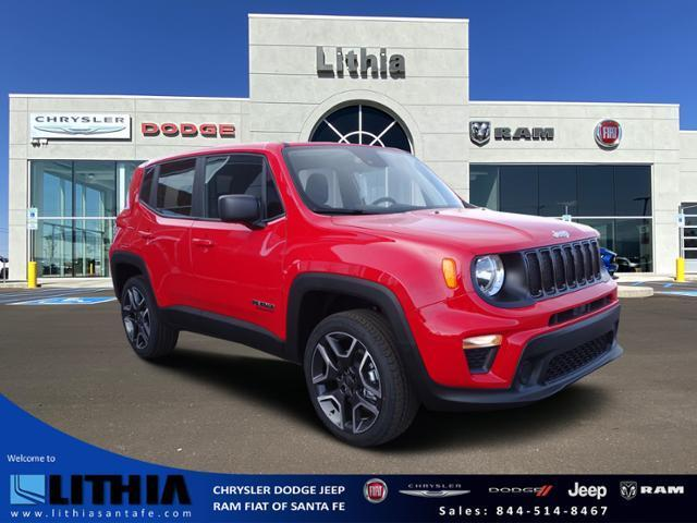 new 2021 Jeep Renegade car, priced at $27,985