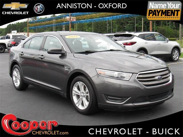 used 2018 Ford Taurus car, priced at $17,460