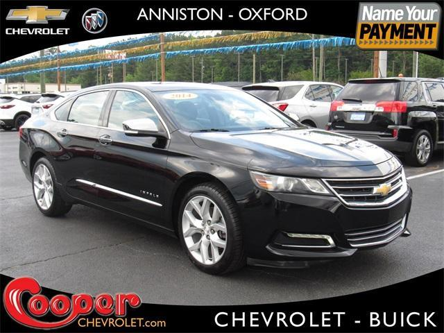 used 2014 Chevrolet Impala car, priced at $19,680