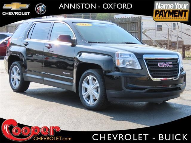 used 2017 GMC Terrain car, priced at $17,898