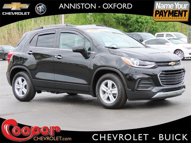 used 2019 Chevrolet Trax car, priced at $19,539