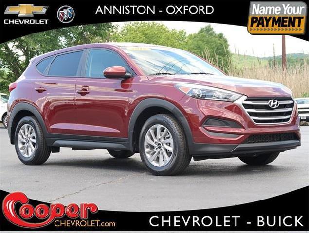 used 2017 Hyundai Tucson car, priced at $18,900