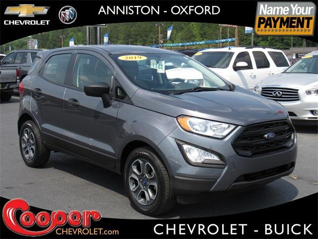 used 2019 Ford EcoSport car, priced at $19,200