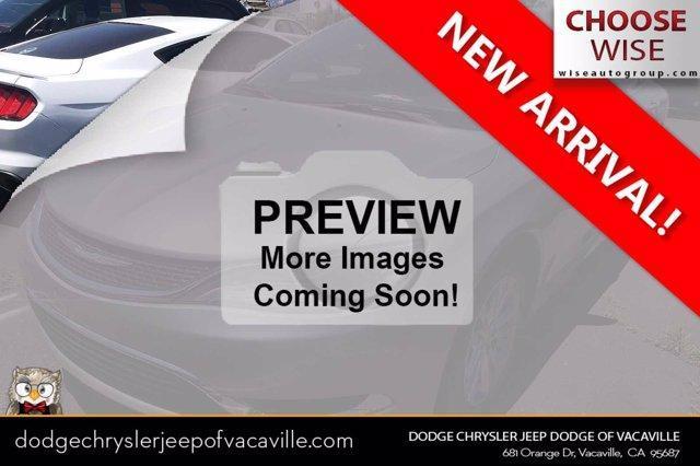 used 2016 Chrysler 200 car, priced at $12,781