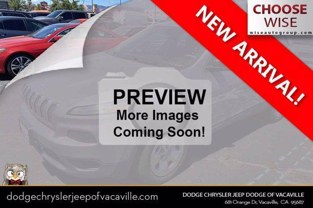 used 2015 Jeep Cherokee car, priced at $15,881