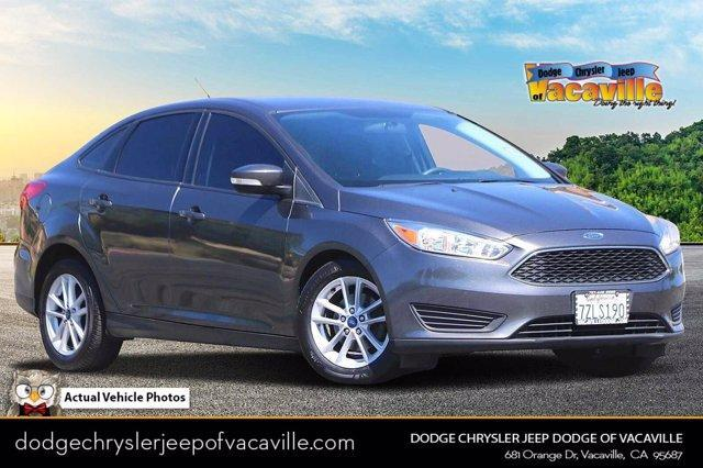 used 2017 Ford Focus car, priced at $12,890