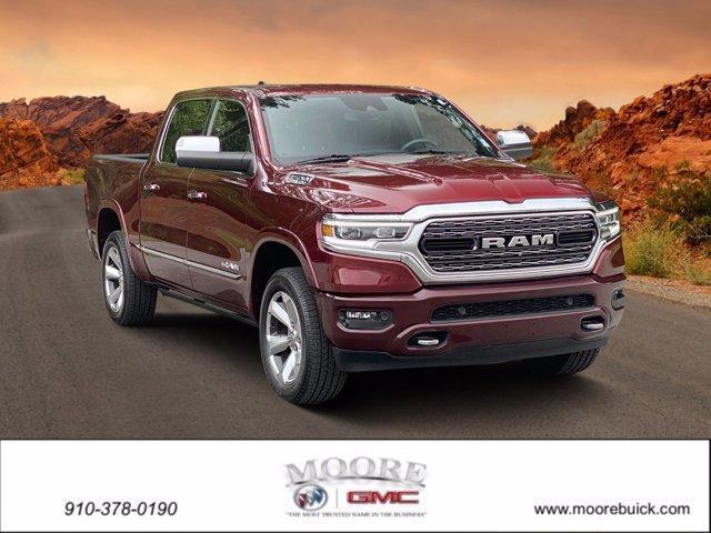 used 2019 Ram 1500 car, priced at $50,350