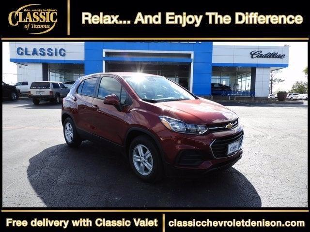 new 2021 Chevrolet Trax car, priced at $19,476