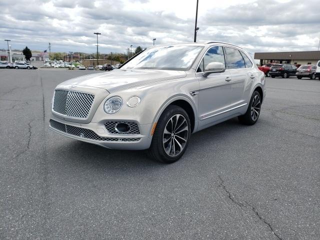 used 2017 Bentley Bentayga car, priced at $148,998