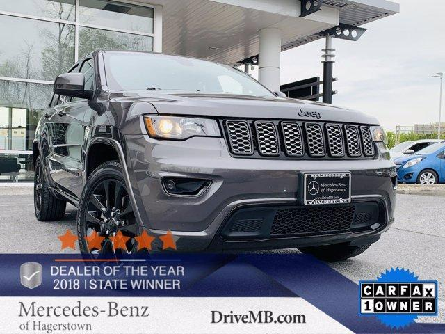 used 2019 Jeep Grand Cherokee car, priced at $35,491