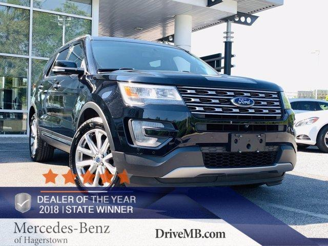 used 2017 Ford Explorer car, priced at $28,997