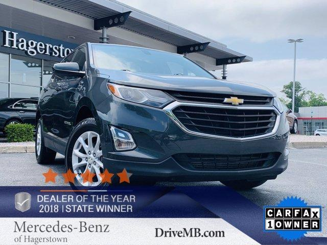 used 2018 Chevrolet Equinox car, priced at $20,997
