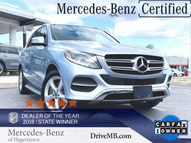 used 2018 Mercedes-Benz GLE 350 car, priced at $42,991