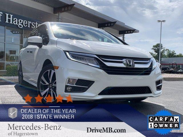 used 2018 Honda Odyssey car, priced at $37,999