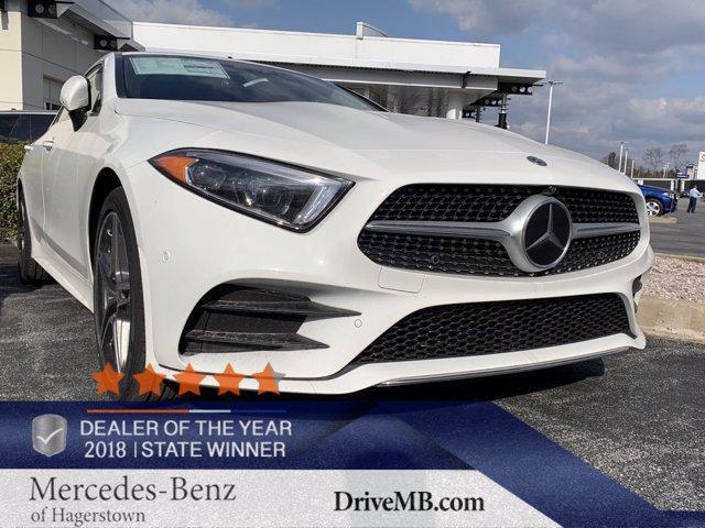 new 2021 Mercedes-Benz CLS 450 car