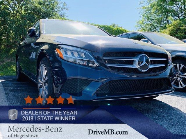new 2021 Mercedes-Benz C-Class car