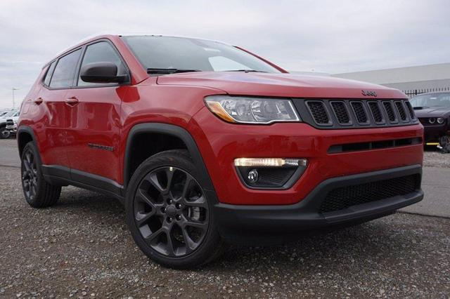 new 2021 Jeep Compass car, priced at $33,245