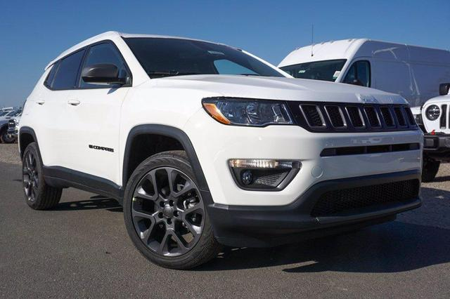 new 2021 Jeep Compass car, priced at $33,000