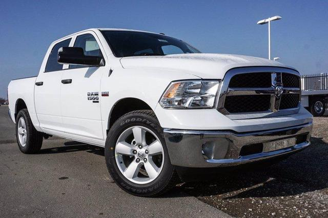 new 2021 Ram 1500 Classic car, priced at $46,490