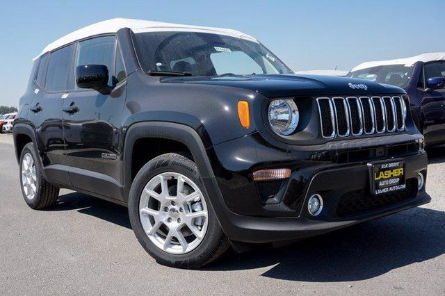 new 2020 Jeep Renegade car, priced at $26,135