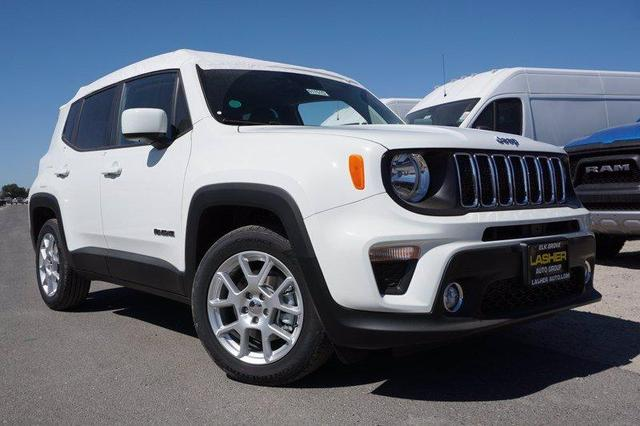 new 2020 Jeep Renegade car, priced at $25,890
