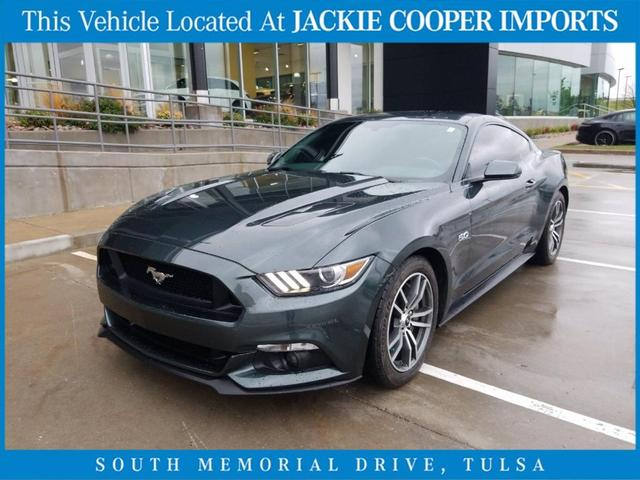 used 2015 Ford Mustang car, priced at $31,995