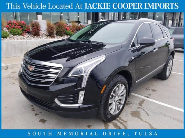 used 2017 Cadillac XT5 car, priced at $31,420